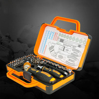 JAKEMY 72 In 1 Sets Screwdriver Adjustable Head Laptop Computer Electrical Home Furniture Auto Car Mechanic Repair Tools Kit