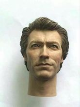 Dirty Harry Clint Eastwood Head Sculpt Callahan For 12inch Action Figures