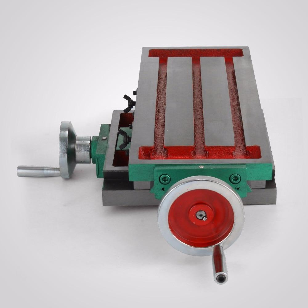 17.7×6.7Inch Milling Machine Cross Slide Worktable Milling Support Sliding  New