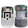 Новый Полный Полный Мобильный Телефон Случая крышки Снабжения Жилищем (Ближний + Крышка Батарейного Отсека + Клавиатура) Для BB Blackberry Bold 9900 + Отслеживания