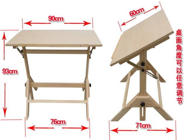 Explosion Models Factory Direct New Special Student Sketch Drawing Tables Stand Real Board Easel