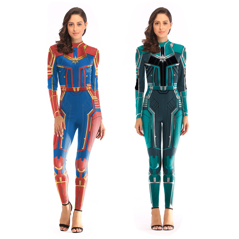 Venom Spider Women Cosplay Costumes Carnival Superhero  Costume Fancy Party Dress Up Women's Spider-Women Cosplay Jumpsuits