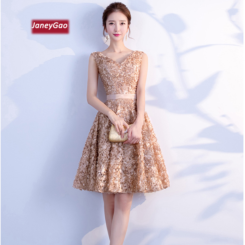 evening party wear short dress