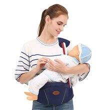 a5353f77b2e ADLONGYI Night reflex ergonomic hipseat Waist Stool Walkers Baby carrier  Sling Hold Waist Belt Hipseat Belt Kids Infant Hip Seat