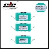 Neue 3 stücke 14 4 v 3500 mah Batterie für SAMBA XR210 XR201C R Staubsauger NS3000D03X3 YX-Ni-MH-022144 Für SAMBA CleanTouch klars
