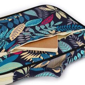 Image 4 - Dainayw caso de lápis saco à prova doxford água oxford multifuncional a4 arquivo pasta saco documento para notebooks canetas ipad computadores
