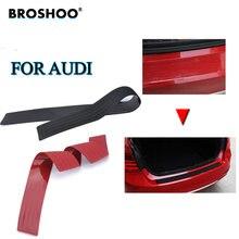 Broshoo автомобильный Стайлинг резиновый задний бампер протектор