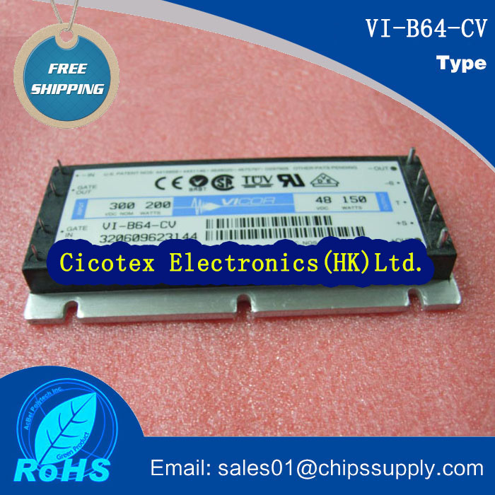 VI-B64-CV module dalimentationVI-B64-CV module dalimentation