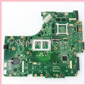 Image 2 - N53SV 4 khe cắm bộ nhớ GT540M/1 GB mainboard REV2.0/REV2.2 Đối Với ASUS N53S N53SV N53SN N53SM Máy Tính Xách Tay bo mạch chủ HỘI ĐỒNG QUẢN TRỊ CHÍNH