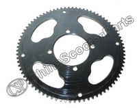 80 Tooth 25H 54MM Rear Sprocket Razor EVO X Treme IZIP E Gas Scooter Go Kart