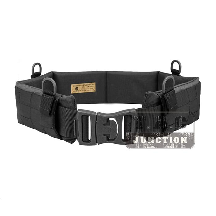 Emersongear Tactical MOLLE / PALS Style Padded Patrol Battle Belt Heavy Duty Belt tmc vc style brokos belt genuine multicam padded molle battle belt free shipping sku12050743