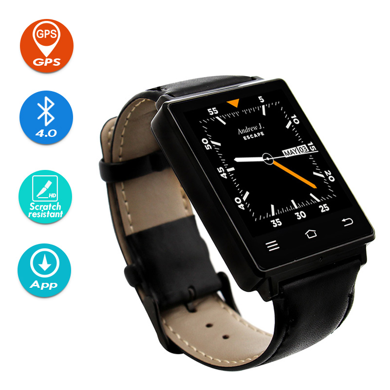 GZDL 3G Wifi Smart Watch Phone Android 5.1 Quad Core 1.3GHz 1GB 8G 1.63 Bluetooth 4.0 GPS smartwatch Heart Rate Monitor WT8048 bluetooth heart rate gps smart watch kw88 mtk6580 quad core 1 39 inch resolution 400 400 3g wifi smartwatch phone
