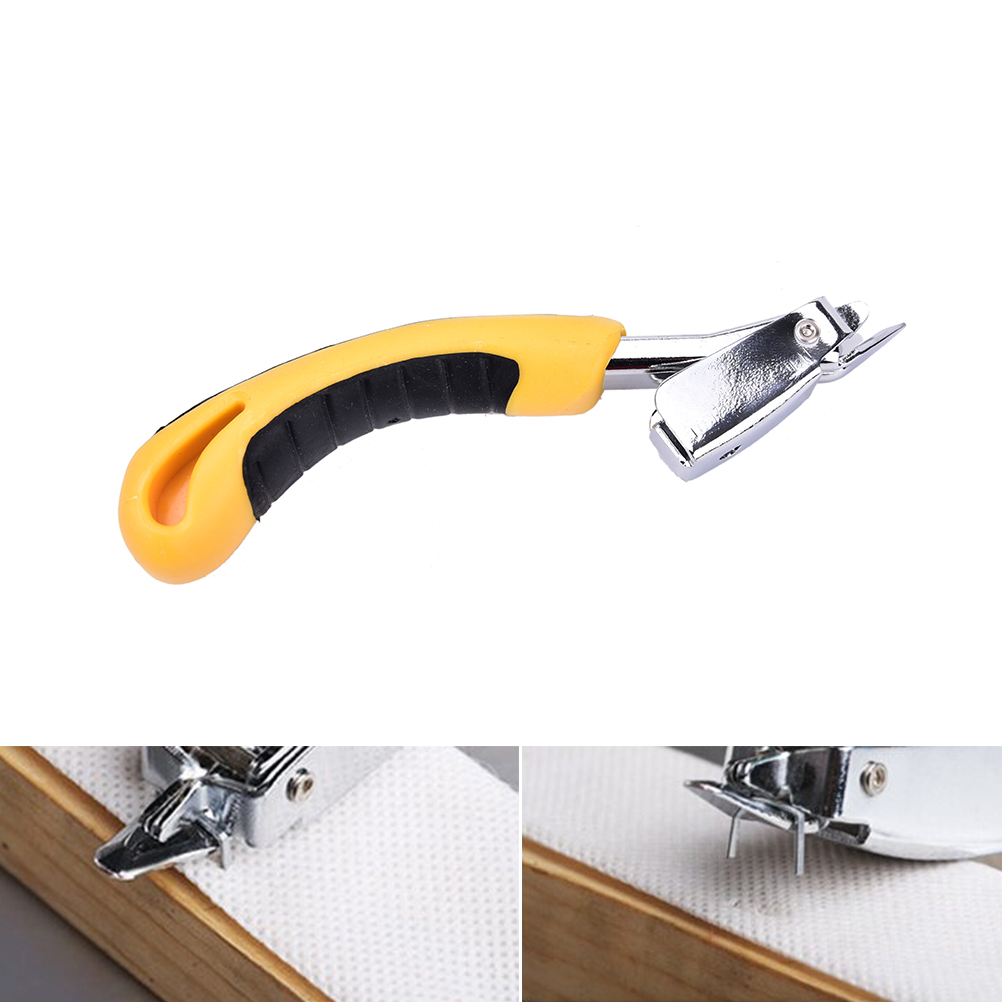 Professional Staple Remover Push Style Remover Heavy Duty Snail Remover Taple Gun Easy Staple Duty Tool
