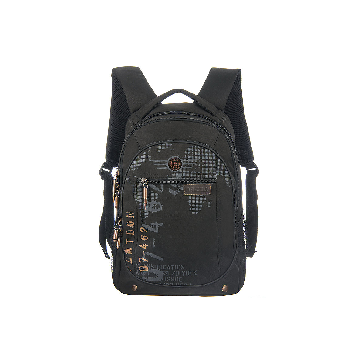 Фото - GRIZZLY School Bags 6727509 schoolbag backpack orthopedic bag for boy and girl animals women handbags 2018 new fashion summer chain ladies hand bags cartoon girl printed female crossbody pink casual tote k059