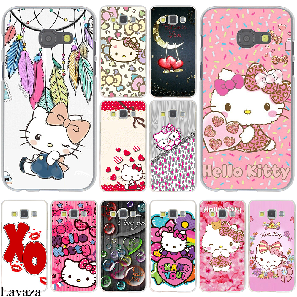 Valentinstag Liebe Hallo Kitty Hard Case für Galaxy A3 A5 J5 (2015/2016/2017)...