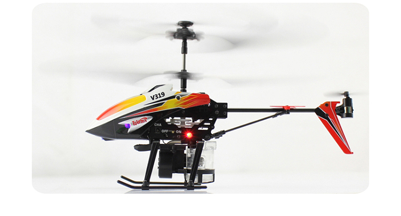 RC Drone 3.5CH Electric Indoor Mini RC Aircraft Remote Control Helicopter Shatterproof Flying Toys Model