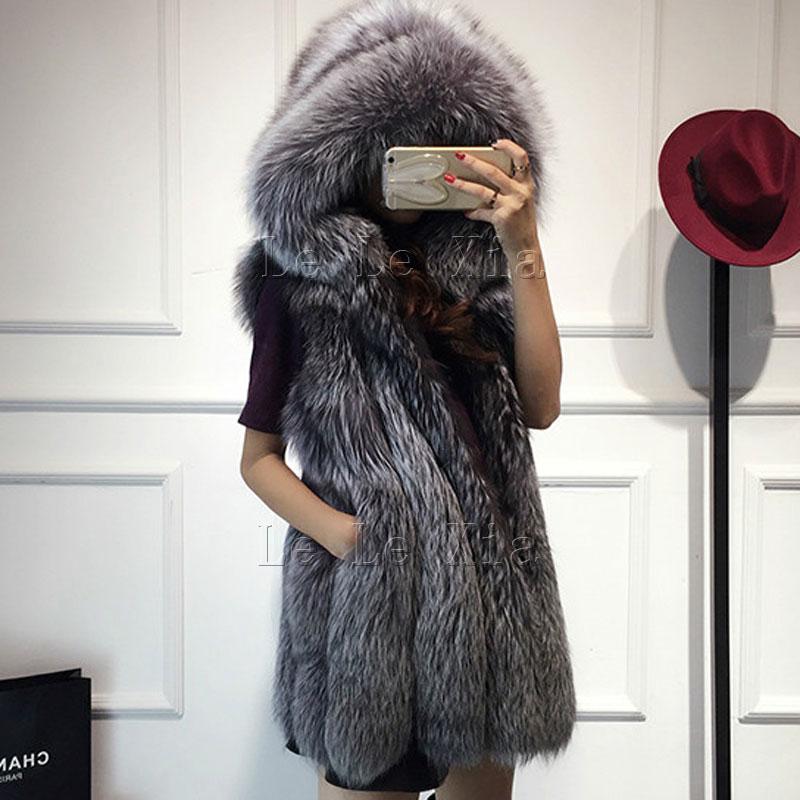 Online Get Cheap Fur Vest Hood -Aliexpress.com | Alibaba Group