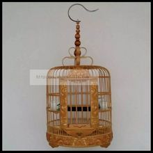 1 set 26 30 34 36cm bird cage old bamboo high-grade carved thrush