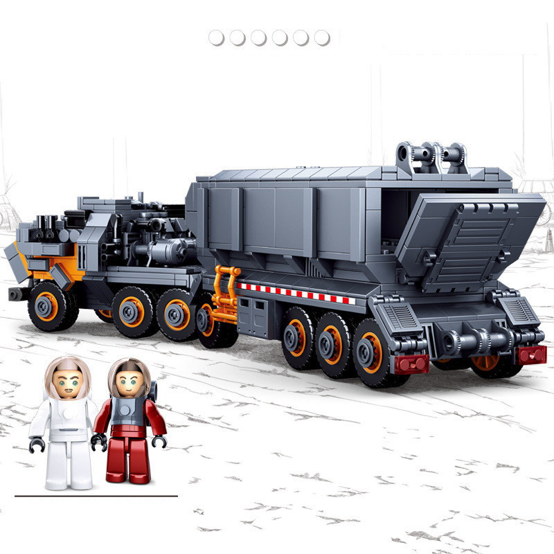 832Pcs-Heavy-Transport-Vehicle-Model-Bricks-Building-Blocks-Compatible-Legoings-Wandering-Earth-Set-Toys-For-Children (1)