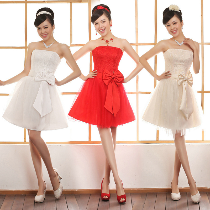 Best Wedding Gowns 2015: Free Shipping New Fashion Wedding Dress 2015 Dress Tube