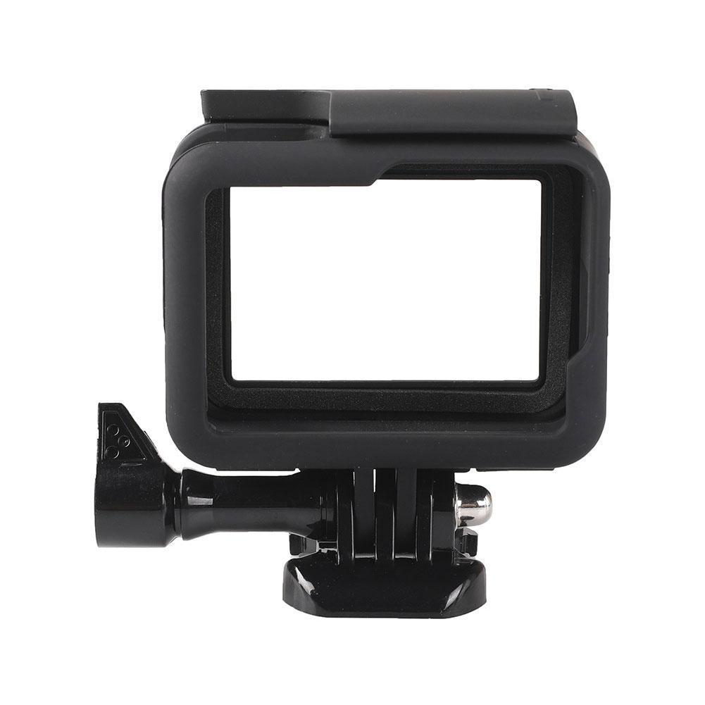 b6dfe1f0b945 Standard Protective Border Frame for Gopro Hero 5/6/7+ Black Camera Case  Protector Mount For Go Pro Camera Accessory