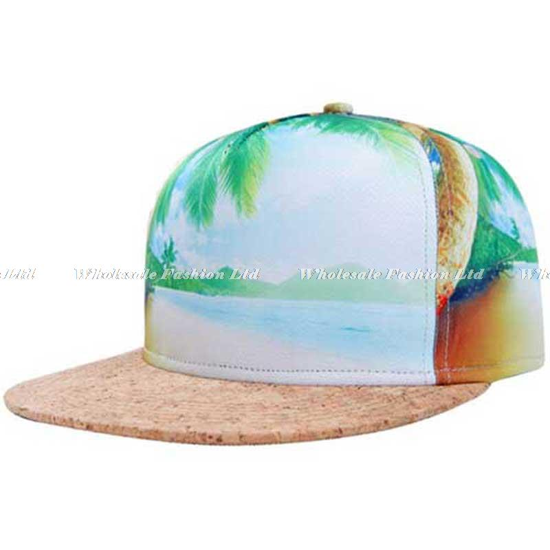 569386726ee5c Wholesale 6pcs Best Mens Printed Snapback Hats Wood Flat Brimmed Baseball  Caps for Women Flatbill Adjustable Ball Cap Snap Backs-in Baseball Caps  from ...