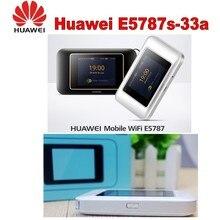 Unlocked Huawei E5787 LTE Cat6 Mobile WiFi Hotspot 3000mAh battery LTE Category