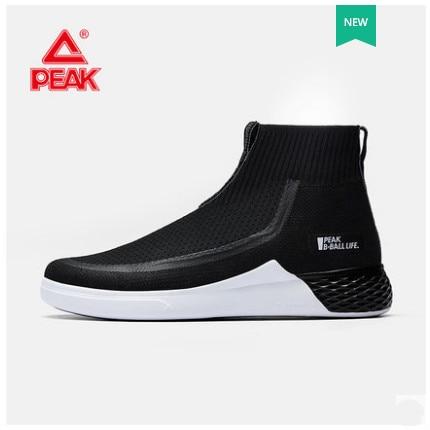2018 летние баскетбольные Культовая обувь туфли без застежки воздухопроницаемые сетчаты для мужчин E82027B
