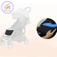 Mambobaby 14CM Baby Stroller Footboard Accessories Extension Pedal Foot Rest Board New Arrival For Kids Sleep Extend Boar Summer