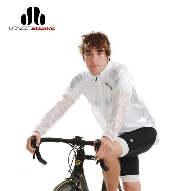 Prix pour SOBIKE Pro Cycling Manteau de Pluie Multi fonction Vélo Vélo Veste Vélo Vélo Imperméable Imperméable Coupe-Vent Imperméable Long Jersey