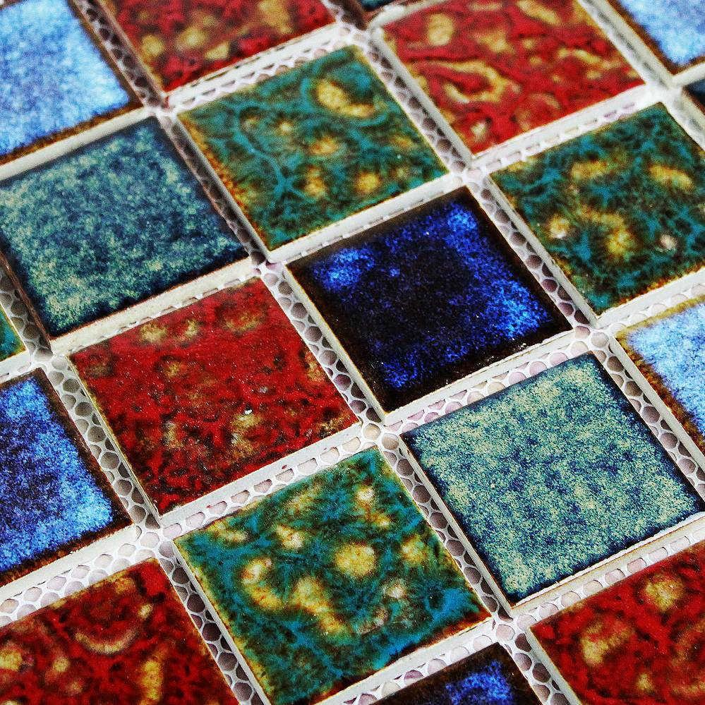 Jingdezhen ceramic handmade tile mosaic art background creative jingdezhen ceramic handmade tile mosaic art background creative brick kiln toilet chunk skid 015 on aliexpress alibaba group dailygadgetfo Gallery