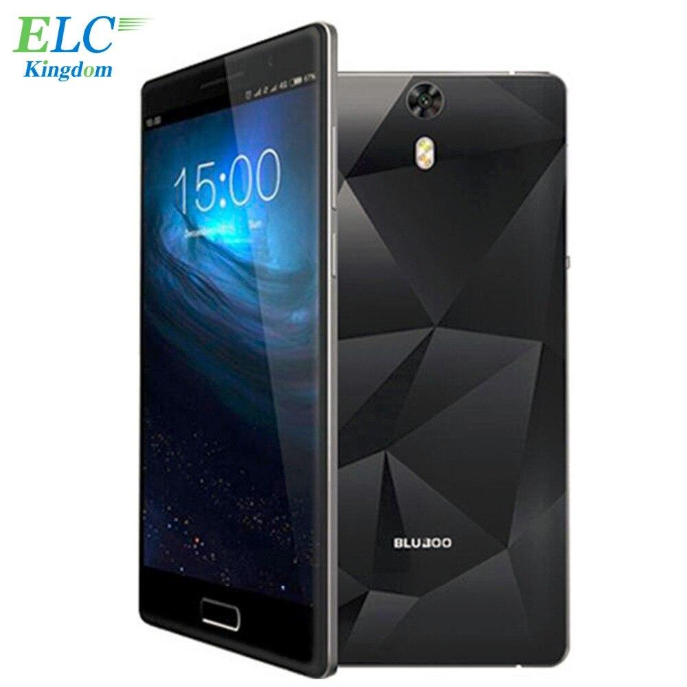 Original BLUBOO Xtouch X500 MTK6753 Octa Core 5 0 FHD Android 5 1 13MP 3050mAh Fingerprint