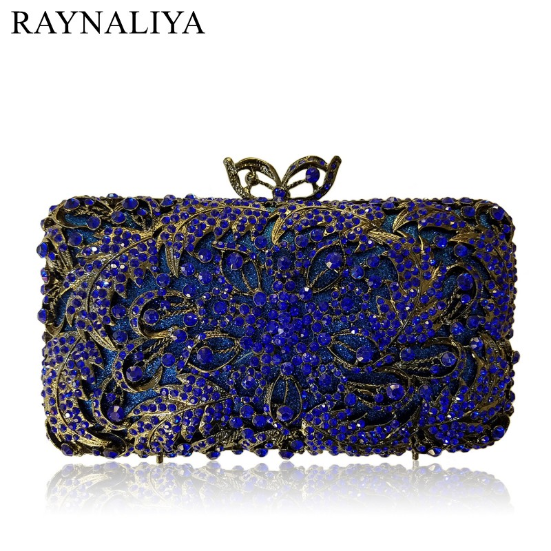 Day Clutches Elegant Lady Messenger Bags For Women Clutch Evening Bag Casual Party Purse Beaded Wedding Handbag Smyzh-f0321 retro 2017 floral beaded handbag women shoulder bags day clutch bride rhinestone evening bags for wedding party clutches purses