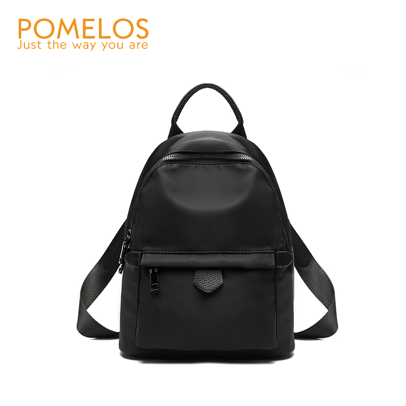 POMELOS Fashion Backpack Women New Arrival School Bags for Teenage Girls Bagpack Small Backpack For Woman