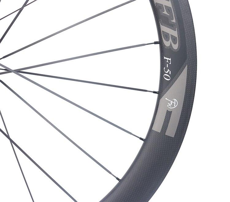 HTB1yT9FPpXXXXc3XpXXq6xXFXXXJ - 2017 FCFB road carbon wheels 700C F50 carbon wheels with R36 hubs for Road Bike, 25mm width 3Kmatt Carbon Road clincher wheelset