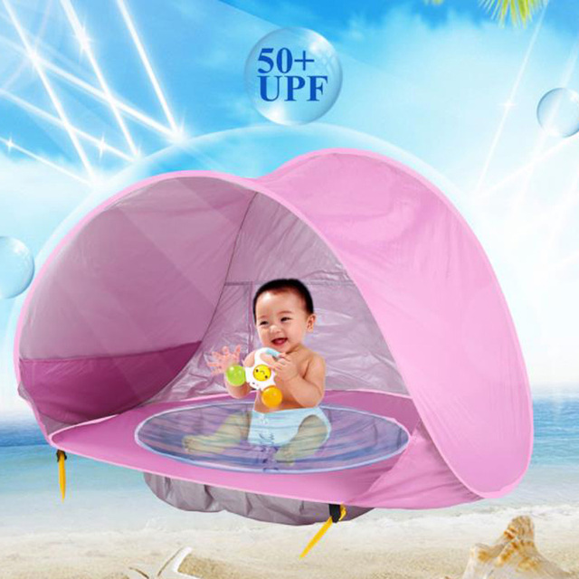 Kids Outdoor Beach Tent Waterproof Teepee Tent Indoor Play Game House Travel C&ing Toy Tent Best Christmas Gift for Children  sc 1 st  AliExpress.com & Kids Outdoor Beach Tent Waterproof Teepee Tent Indoor Play Game ...