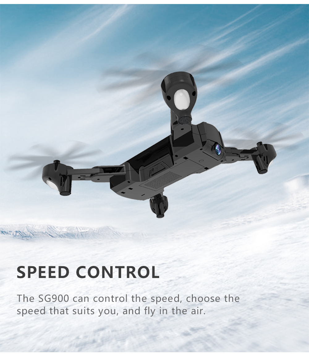 SG900 Drone Dual Camera HD 7P Profession FPV Wifi RC Drone Fixed Point Altitude Hold Follow Me Dron Quadcopter 29