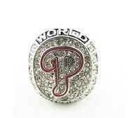 Replica 2008 Philadelphia Phillies World Championship Rings Size 11