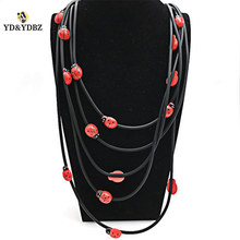 YD&YDBZ New Handmade Animal Necklace Fashion Womens Necklaces Jewelry Very Nice Birthday Present Friendship