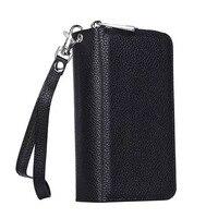 Neo S5 Caso Bolsa Carteira de Couro de luxo Para Duos Samsung Galaxy S3 I9300i Neo i9301 Ímã S4 Tampa Do Telefone