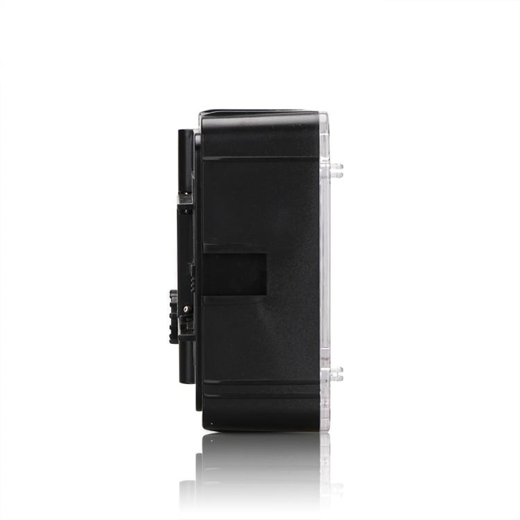 Aputure Amaran חדשה אל-H198 גבוהה CRI 95+ פנל Led אור LED וידאו אל-H198 עבור Canon Nikon מצלמת אולימפוס עם תיק נשיאה