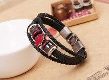 Naruto Akatsuki Cloud Rope Bracelet
