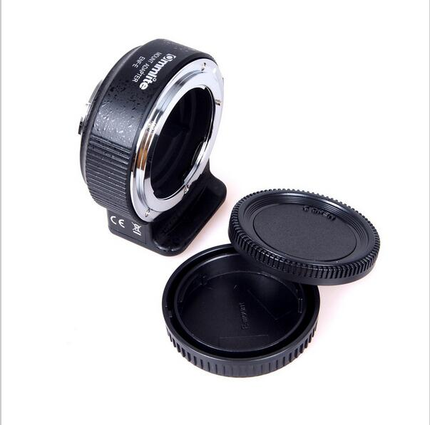 Commlite CM-ENF-E1 AF Lens Mount Adapter For Nikon F Lens to Sony E-Mount camera for SONY A7 II A7R II A6300 A6000 A7S