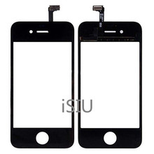 3 5 LCD Display Touch Screen For iPhone 4 4S 4G Touch Panel Front Outer Glass