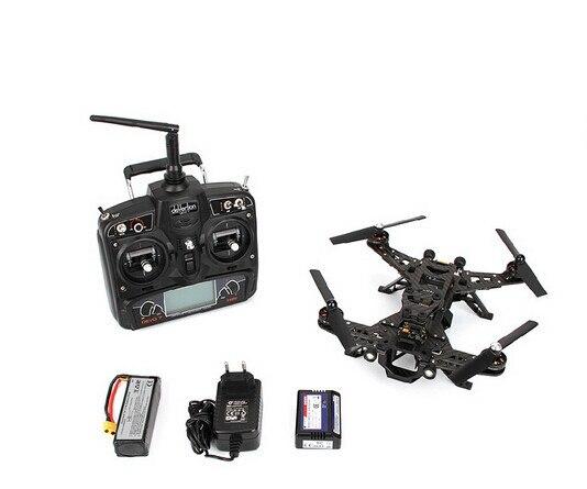 Walkera Runner 250 RTF FPV Drone Quadcopter with DEVO 7 Transmitter Basic 1 Free Shipping