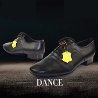 High End Dance Shoes 100 Genuine Leather US EUR BIG SIZE Ballroom Latin Dance Shoes Men