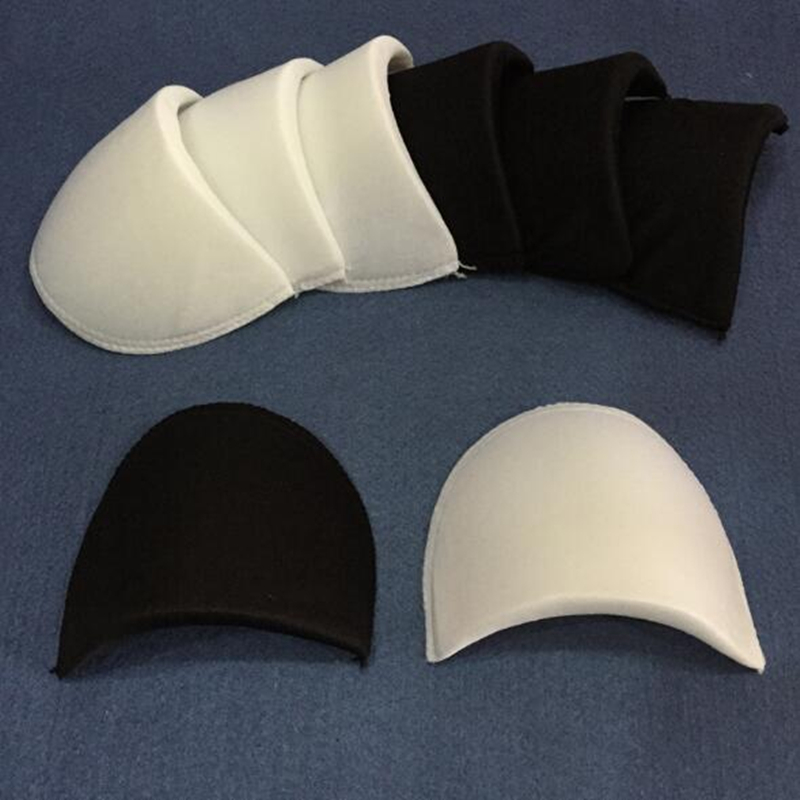 Мягкие Наплечные подушечки из губки для футболок Одежда Аксессуары для шитья