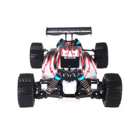 WLtoys A959 Electric Rc Car Nitro 1/18 2.4Ghz 4WD Remote Control Car High Speed Off Road Racing Car Monster Truck For Kids Red