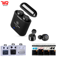 WPAIER X3T X2T X1T Wireless Bluetooth Headphones Outdoor Sports Portable Mini Subwoofer Headset Universal Earphones
