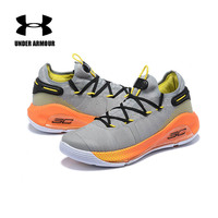 10c219d650c4 Under Armour Men Curry 6 Basketball Shoes Zapatillas Hombre Deportiva  Outdoor Training Boot Cushion Sneakers US7